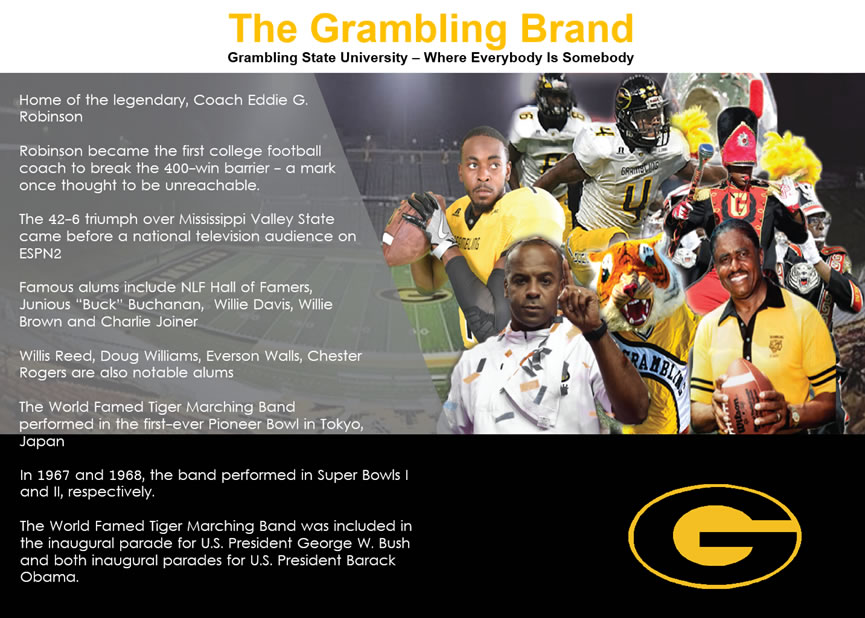 The Grambling Brand