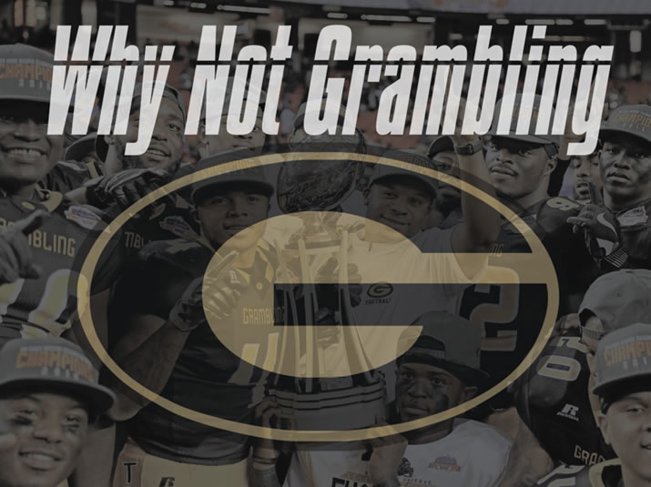 Sponsorship Image - Why Not Grambling