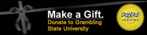 Donate to Grambling University Foundation with PayPal - The safer, easier way to pay online!