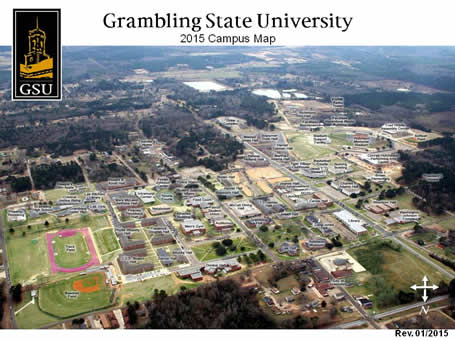 GSU Campus Map