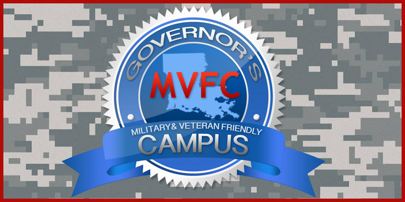 Governor's Military & Veteran Friendly Campus