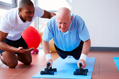 Senior Fitness Specialist Certification image